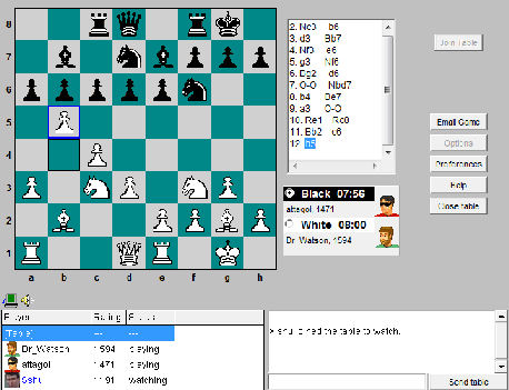 playing chess for money online